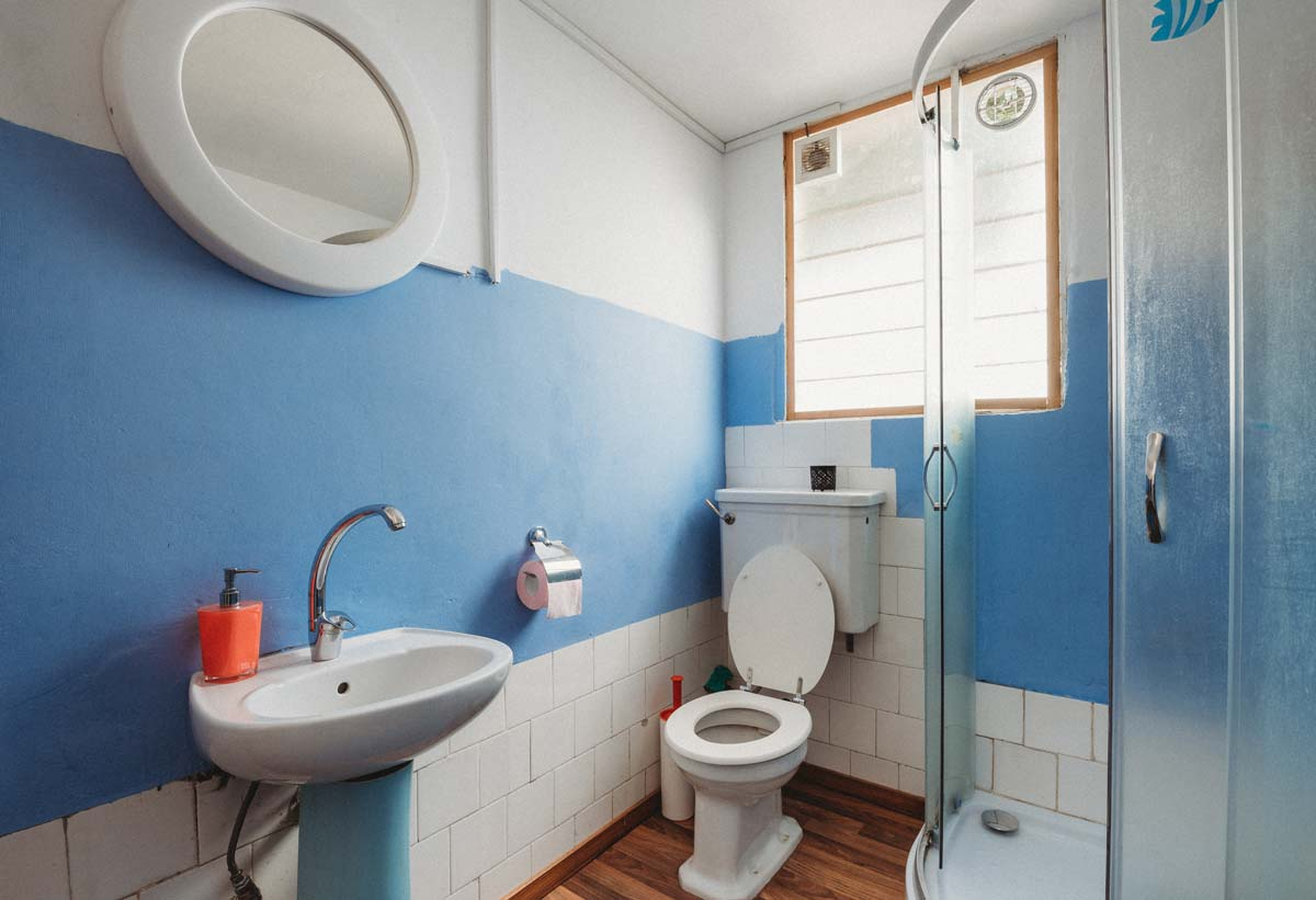 Maximize Bathroom Storage Space